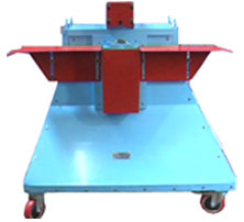TUFF 시스템 Scafmarking 기계